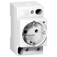 15035 Розетка щитовая (для распределительного щита) Multi9 оборудование контроля и управления Schneider Electric