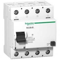 16921 Защита от утечки на землю ID RCCB Fi-Schalter Schneider Electric