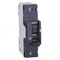 18711 Миниатюрный автоматический выключатель NG125 Acti 9 Schneider Electric
