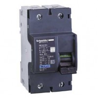 18717 Миниатюрный автоматический выключатель NG125 Acti 9 Schneider Electric
