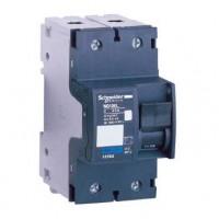 18755 Миниатюрный автоматический выключатель NG125 Acti 9 Schneider Electric