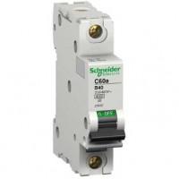 23555 Модульный автоматический выключатель (автомат) M9/PACK Schneider Electric