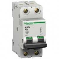 23575 Модульный автоматический выключатель (автомат) M9/PACK Schneider Electric