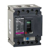 28101 Автоматический выключатель NS80H-MA Compact NS80H Schneider Electric