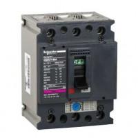 28106 Автоматический выключатель NS80H-MA Compact NS80H Schneider Electric
