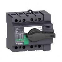 28900 выключатель-разъединитель(рубильник) InterPact INS, гарантированное разъединение INS40...160 Compact INS40 Schneider Electric