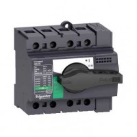 28901 Выключатель-разъединитель нагрузки INS40...160 Compact INS40 Schneider Electric