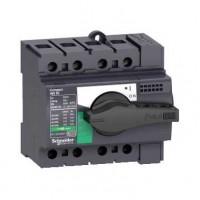 28905 Выключатель-разъединитель нагрузки INS40...160 Compact INS80 Schneider Electric