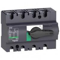 28909 Выключатель-разъединитель нагрузки INS40...160 Compact INS100 Schneider Electric
