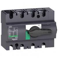 28910 Выключатель-разъединитель нагрузки INS40...160 Compact INS125 Schneider Electric
