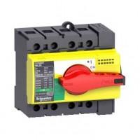 28917 Выключатель-разъединитель нагрузки INS40...160 Compact INS40 Schneider Electric