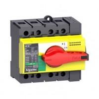 28918 Выключатель-разъединитель нагрузки INS40...160 Compact INS63 Schneider Electric