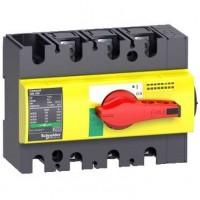 28924 Выключатель-разъединитель нагрузки INS40...160 Compact INS100 Schneider Electric