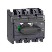 31160 Выключатель-разъединитель нагрузки INV100...250 INV100 Compact Interpact Schneider Electric