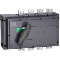 31333 Выключатель-разъединитель нагрузки INS630b...2500 INS1000 Compact Interpact Schneider Electric
