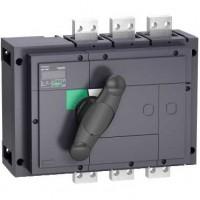 31334 Выключатель-разъединитель нагрузки INS630b...2500 INS1250 Compact Interpact Schneider Electric