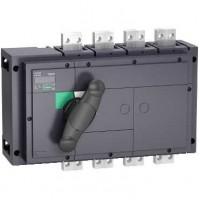 31335 Выключатель-разъединитель нагрузки INS630b...2500 INS1250 Compact Interpact Schneider Electric