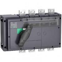 31359 Выключатель-разъединитель нагрузки INV630b...2500 INV800 Compact Interpact Schneider Electric