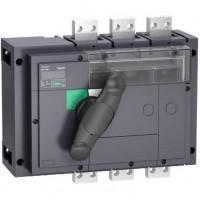 31370 Выключатель-разъединитель нагрузки INV630b...2500 INV630b Compact Interpact Schneider Electric