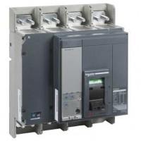 34412 Силовой автоматический выключатель NS630b...1600 Compact NS1250N Schneider Electric