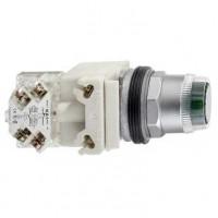 9001K1L35LGGH13 Кнопка в сборе с подсветкой Harmony 9001K Schneider Electric
