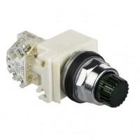 9001K2L35GH13 Кнопка в сборе с подсветкой Harmony 9001K Schneider Electric