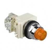 9001K2L35LYAH13 Кнопка в сборе с подсветкой Harmony 9001K Schneider Electric