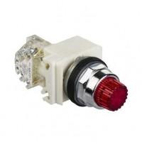 9001K2L35RH13 Кнопка в сборе с подсветкой Harmony 9001K Schneider Electric