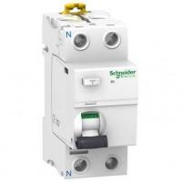 A9R11291 Защита от утечки на землю IID Acti 9 Schneider Electric