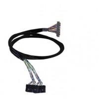 ABFTP26MP100 Соединительный кабель Twido Готовый кабель дискретного вв/выв. Schneider Electric