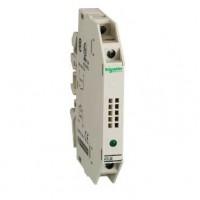 ABS2EA01EM Тонкий интерфейсный модуль с полупроводниковыми входами Интерфейс для дискретных сигналов Schneider Electric