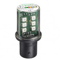 DL1BDM8 Светодиодн. лампа Защищенная светодиодная лампочка Schneider Electric