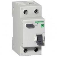 EZ9D34625 Автоматический выключатель утечки на землю Easy9 Easy 9 авт. выключатель с защитой от сверхтоков Schneider Electric
