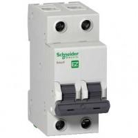 EZ9F14206 Миниатюрный автоматический выключатель Easy 9 Easy9 модульные автоматические выключатели Schneider Electric