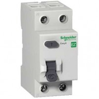 EZ9R34263 Защита от утечки на землю Easy9 авт. выключатель без защиты от сверхтоков Schneider Electric