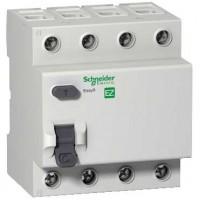 EZ9R34425 Защита от утечки на землю Easy9 авт. выключатель без защиты от сверхтоков Schneider Electric