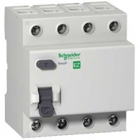 EZ9R64463 Защита от утечки на землю Easy9 авт. выключатель без защиты от сверхтоков Schneider Electric