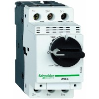 Автоматический выключатель TeSys GV2 GV2L08 Schneider Electri