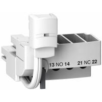 Выполненный электромонтаж катушки TeSys U LU9BN11C Schneider Electric