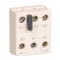 Клеммный блок цепи управления TeSys U LU9MR1 Schneider Electric