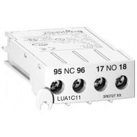 Вспомогательный контакт TeSys U LUA1C11 Schneider Electric