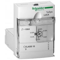 Стандартный блок управления TeSys U LUCA12BL Schneider Electric