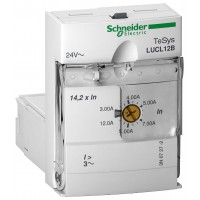 Блок управления с электромагнитным расцепителем TeSys U LUCL12B Schneider Electric