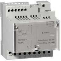 LV429426 Задержка по времени, вспомогательный NSX100...250PowerPact multistandardNSX400...630 DCEasypact CVS100...250NSX100...250 CVS400...630NSX400...630 Compact Блок задержки MN Schneider Electric