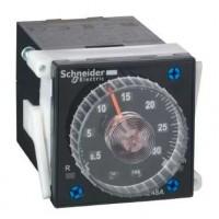 RE48AML12MW Электронное реле времени Zelio Time Schneider Electric
