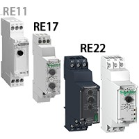 RE11RMEMU Модульное реле времени Zelio Time RE11R Schneider Electric