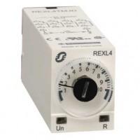 REXL4TMB7 Миниатюрн. реле времени Zelio Time Schneider Electric