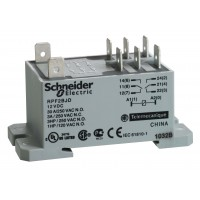 Втычное реле Zelio Relay RPF2BJD Schneider Electric