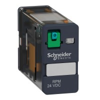 Втычное реле Zelio Relay RPM11BD Schneider Electric
