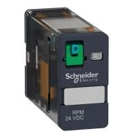 Втычное реле Zelio Relay RPM11ED Schneider Electric